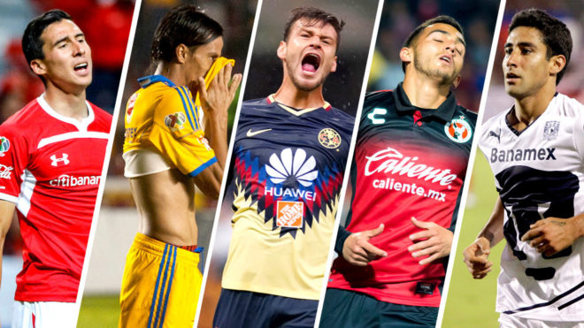 Los equipos mexicanos que han caído de manera estrepitosa ante la MLS. f1344c83580
