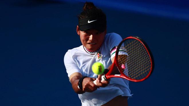 Wang llega a su primera final en Acapulco