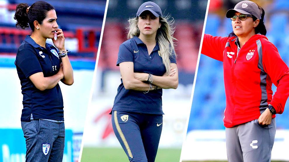 En dos años, sólo seis equipos le han dado oportunidad a las mujeres