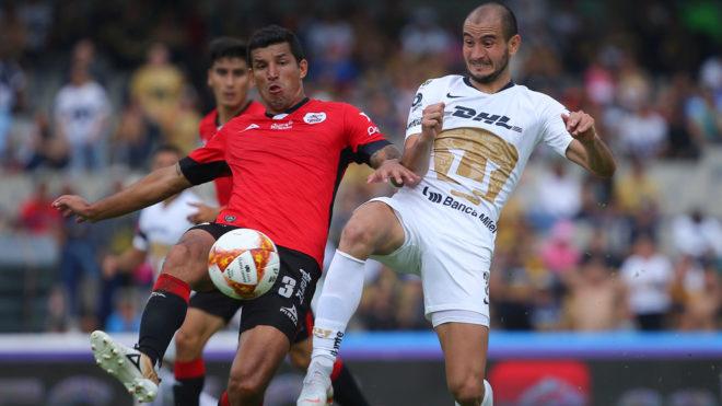Maza y González se verán las caras este domingo.
