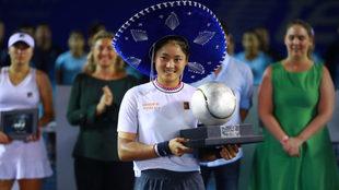 Primera vez que China se hace presente en el podio en Acapulco.