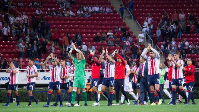 Las Chivas hilvanaron derrotas en el Clausura 2019.