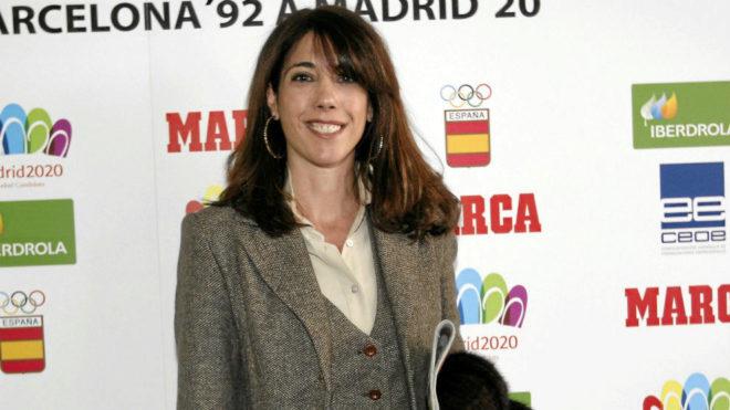 Carlota Castrejana, en imagen de archivo