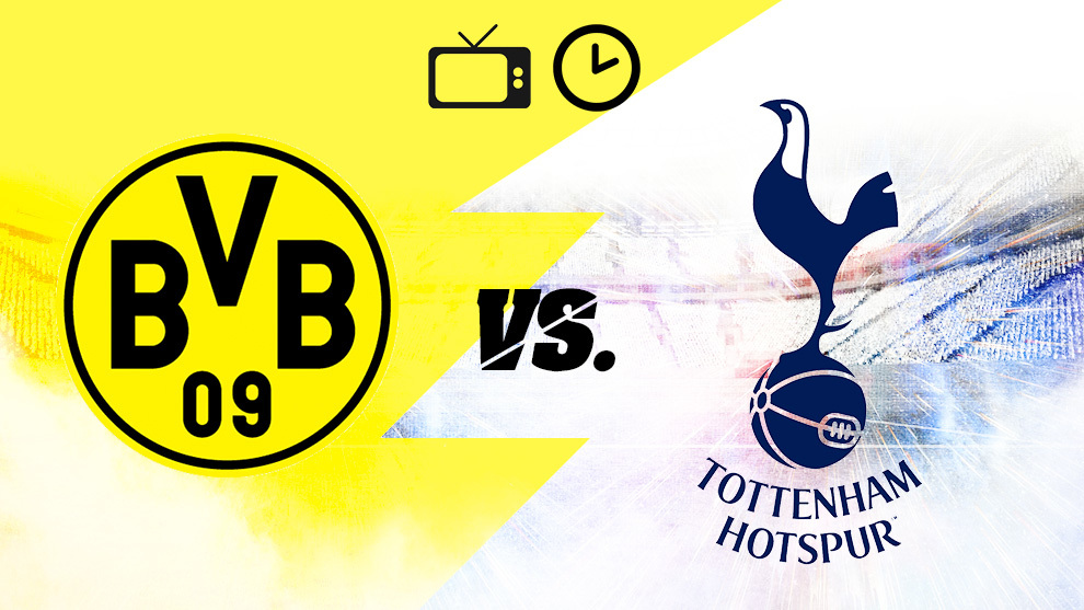Resultado de imagen para Borussia Dortmund vs Tottenham