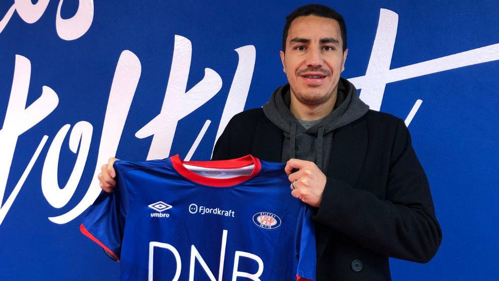 Efraín Juárez, nuevo jugador del Vålerenga Fotball