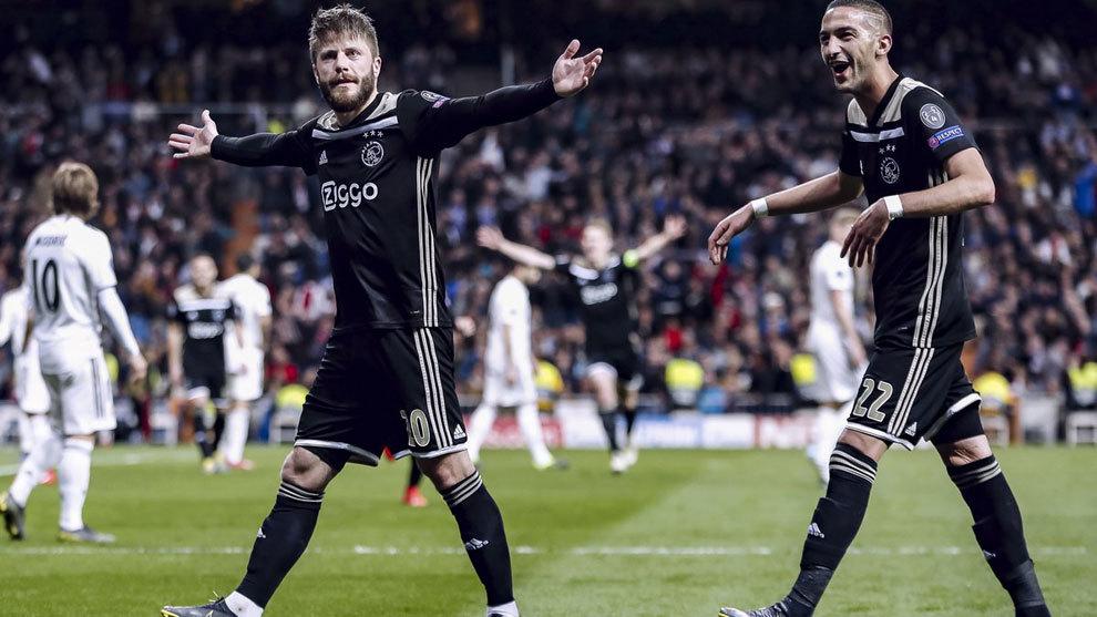 """Ajax Vs Madrid: """"Real Madrid Eliminado Champions"""": Real Madrid Vs Ajax"""