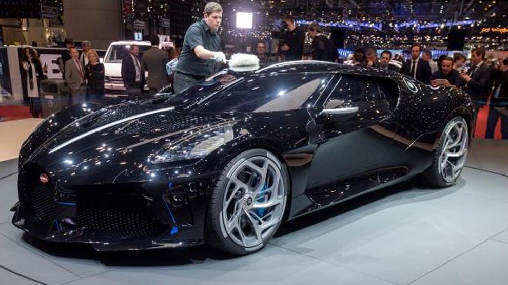 Bugatti 'La Voiture Noire 1'
