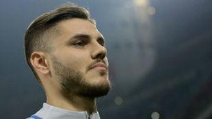 Mauro Icardi complica su presencia en la Copa América.