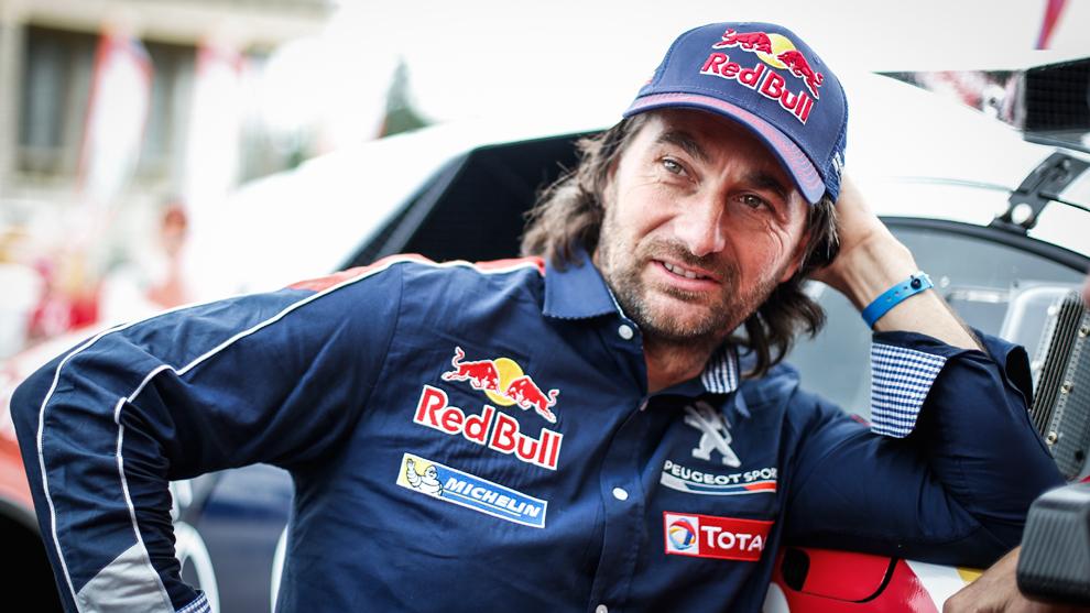 David Castera, nuevo director del Dakar.