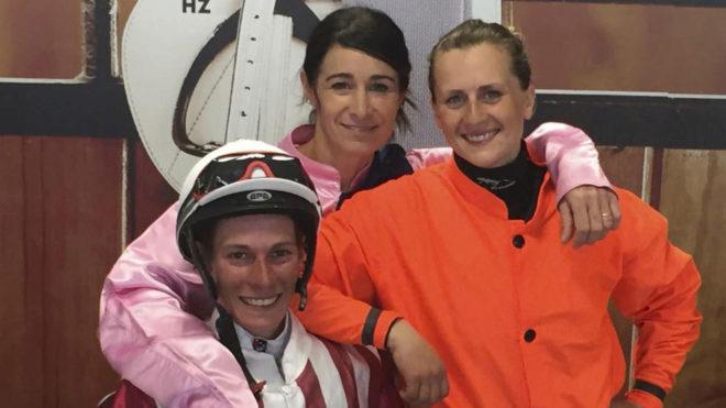 Nieves García, Ingrid Koplikova y Marine Monceaux, tres destacadas...