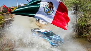 La 16ta edición del Rally Guanajuato México comenzó oficialmente...