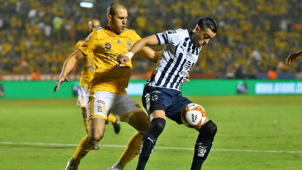 Tigres y Monterrey ponen en juego el liderato.