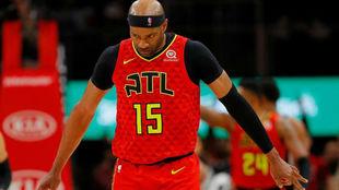 Vince Carter sigue rindiendo a buen nivel en la NBA
