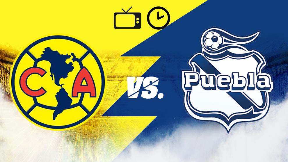 América vs Puebla, hora y dónde ver