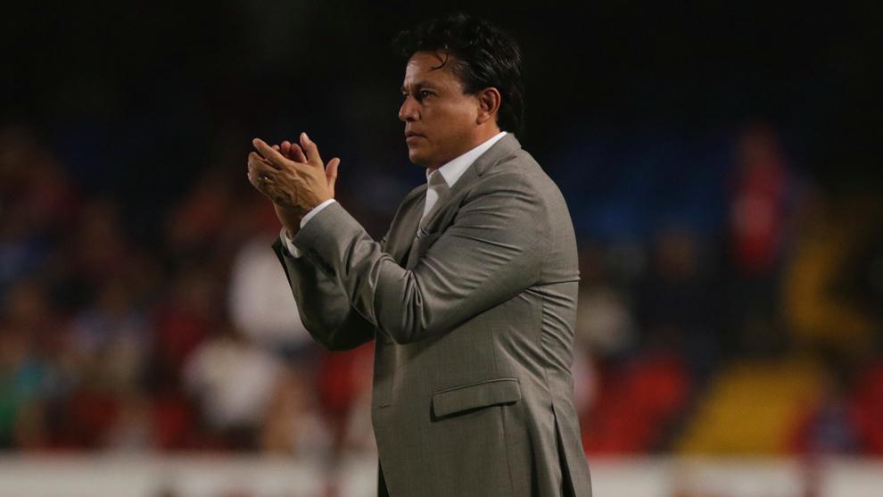 Salvador Reyes señaló que su equipo no supo manejar el partido.