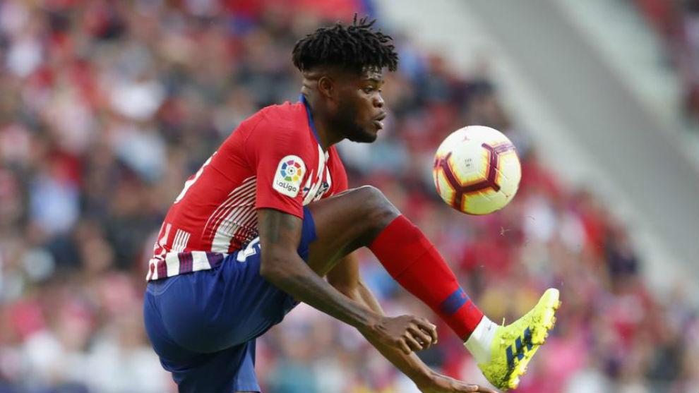 Atlético de Madrid domina al Leganés con Diego Reyes en la cancha
