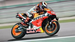 Gran Premio de Qatar de MotoGP, hoy a partir de las 18:00 horas.
