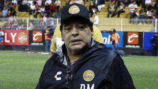 Diego Maradona habla sobre la convocatoria de la selección de...