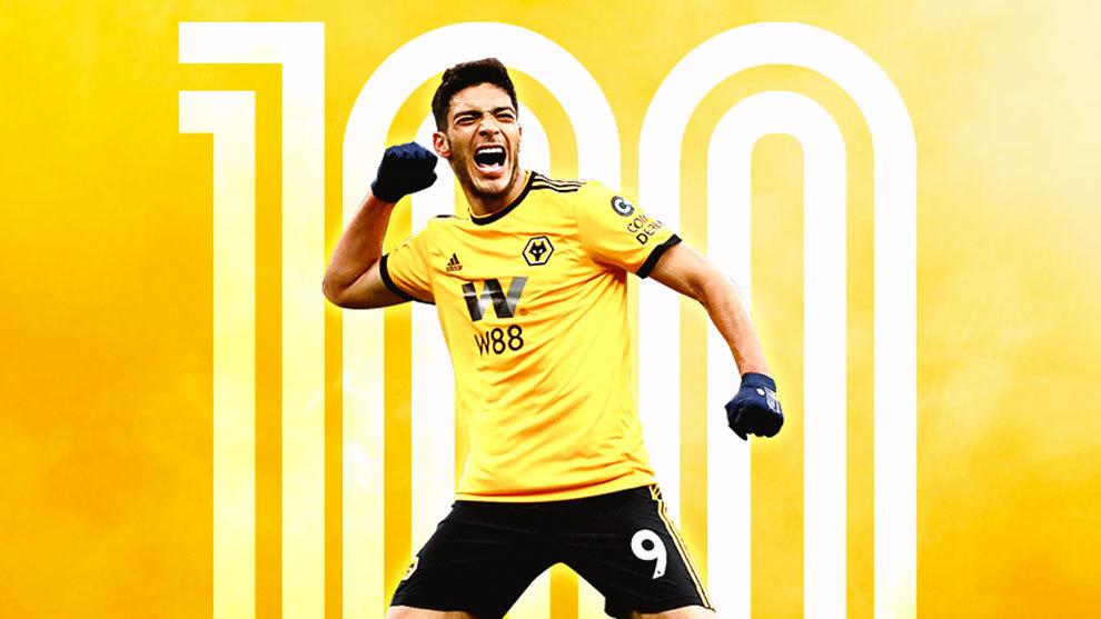 El mexicano llegó al centenar de goles en su carrera.