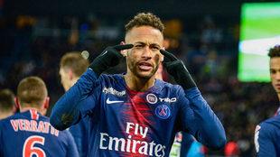 Neymar aclara que no tiene problemas con el Fisco.
