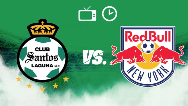 Santos vs New York Red Bulls: Horario y dónde ver.