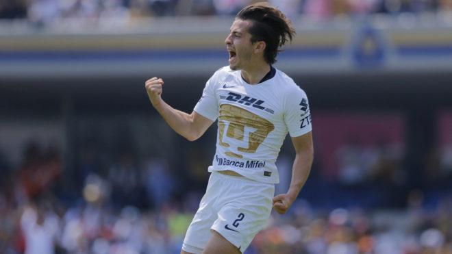 Bruno Marioni buscará regresar a Pumas a una semifinal de Copa