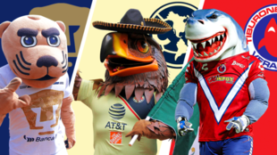 Te retamos a darle un aire fresco a las mascotas de la Liga MX