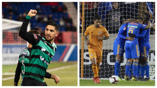 Los clubes mexicanos se han impuesto a los de la MLS