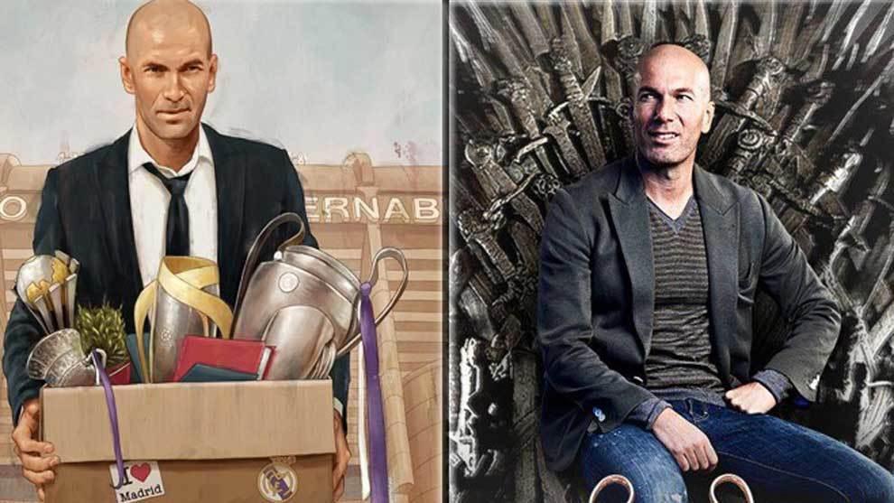 La destitución de Solari y el regreso de Zinedine Zidane al Real...