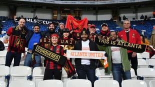 El equipo de la MLS contará con el apoyo de miles de aficionados.