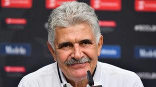 Ricardo Ferretti lamentó la primera parte de su equipo