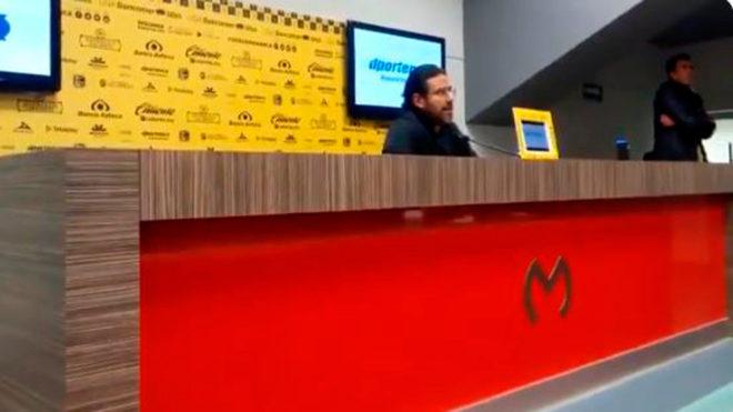 Héctor Lara habló sobre la alineación indebida de Xolos.