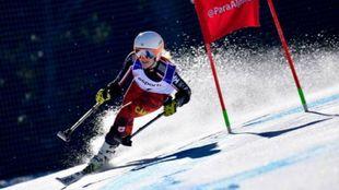Gran nivel en la Copa del Mundo IPC de esquí alpino adaptado