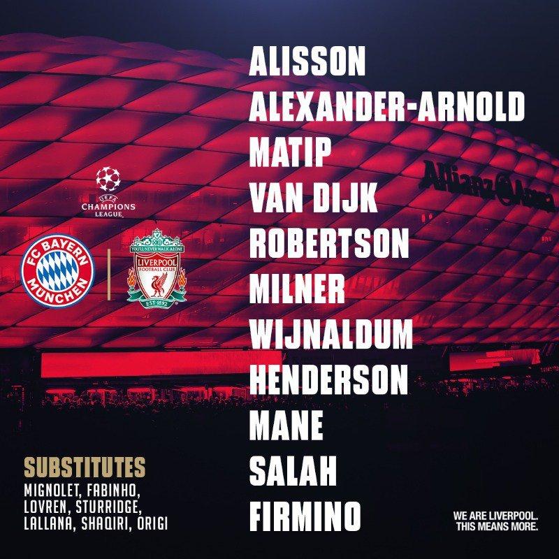 Tottenham Vs Ajax En Vivo Gratis: Bayern Vs Liverpool: Resumen, Resultado Y Goles