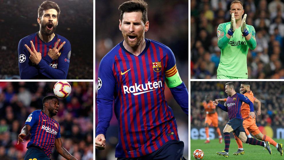 Las siete armas de este Barça para ganar la Champions