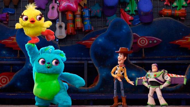 La cinta más exitosa de Pixar.