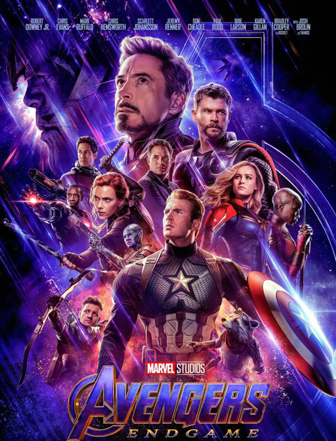 Vengadores Endgame, el nuevo tráiler de los superhéroes de Marvel.