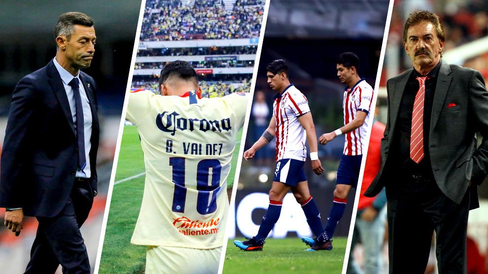 Jornada crucial en la Liga MX