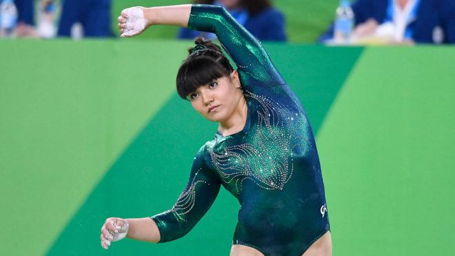 La mexicana busca una nueva medalla.