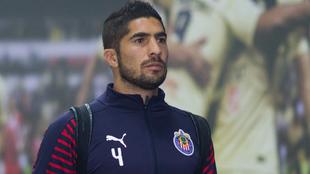 Chivas fue eliminado por el América en la Copa MX
