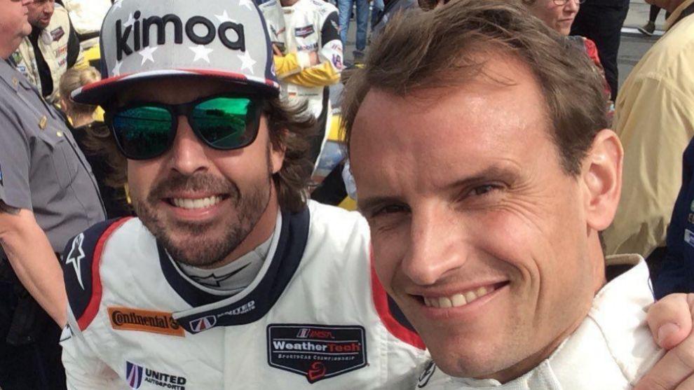 Antonio <HIT>García</HIT> y Fernando <HIT>Alonso</HIT> vuelven a...