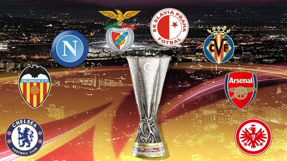 Europa League Potential Glamour Ties For Spanish Sides In Europa