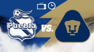 Puebla vs Pumas: Horario y dónde ver