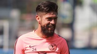 Oribe Peralta se mostró orgulloso del triunfo de su equipo.