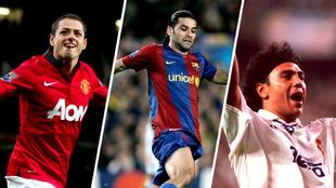 Javier Hernández, Hugo Sánchez y Rafael Márquez han sorteado los...