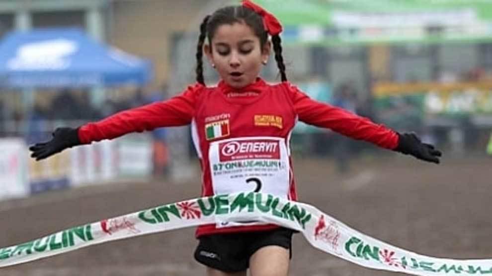 Piernicola Meloni, padre de la pequeña niña italiana Sara Meloni, ha...