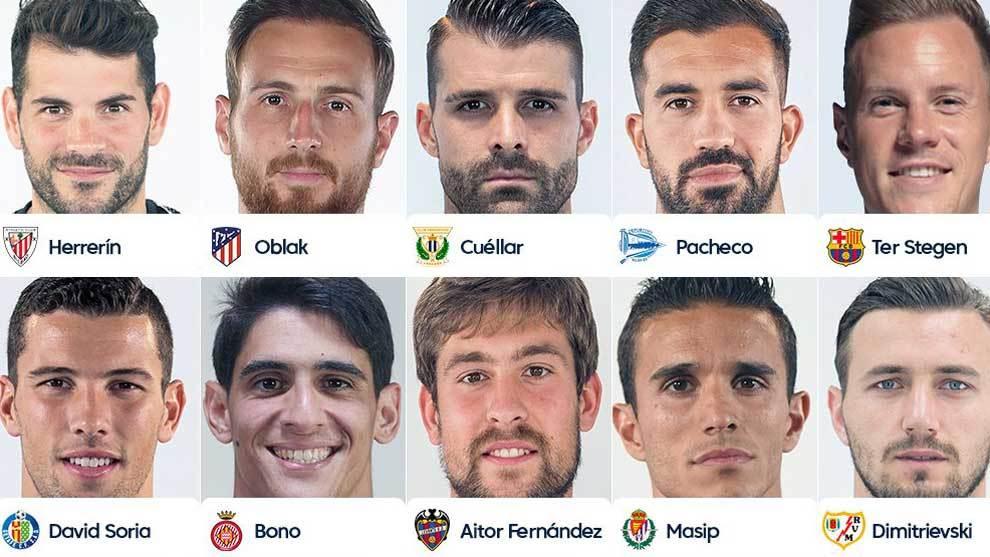 ¿Quién es el mejor portero de LaLiga? Iker Casillas duda y Carles Puyol se lo aclara