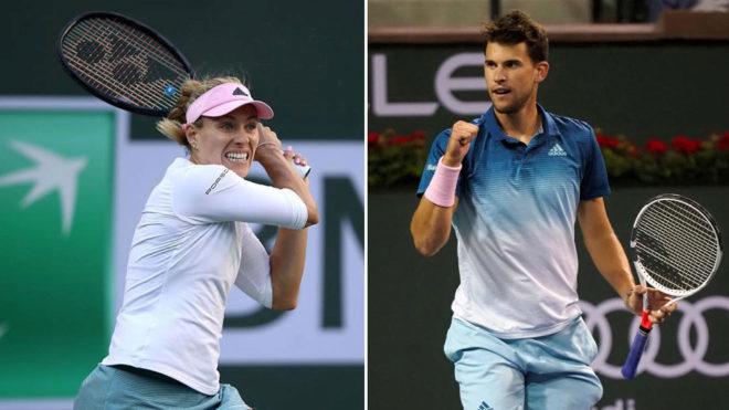 Milos Raonic y Belinda Bencic están en las Semifinales de Indian Wells