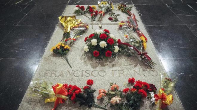 Exhumación de dictador Franco en España será el 10 de junio