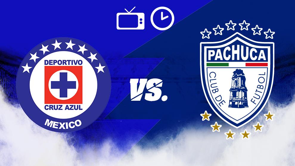 Cruz Azul vs Pachuca, hora y dónde ver